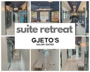 Gjetos suite retreat special